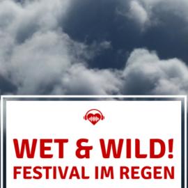 Festival bei Regen - nützliche Tipps