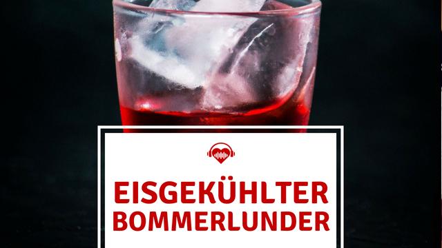 Festival Getränke kühlen eigekühlter Bommerlunder