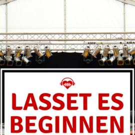 Wann beginnen die nächsten, großen Festivals?