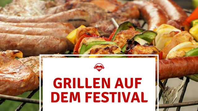 Festival Grillen Steak Spieße