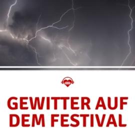 Festival Gewitter Blitz