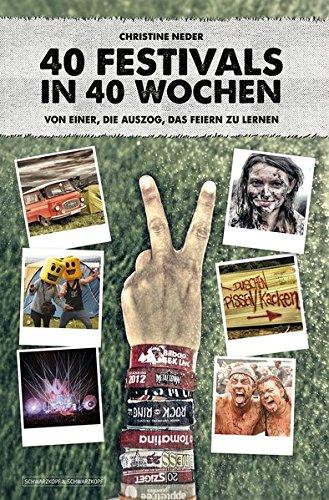 40 Festivals in 40 Wochen: Von einer, die auszog, das Feiern zu lernen -