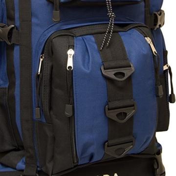 Was muss bei einem Rucksack beachten und wie packe ich ihn richtig
