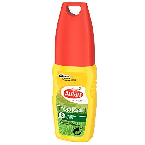 Autan Tropical - Mückenschutz - 100 ml
