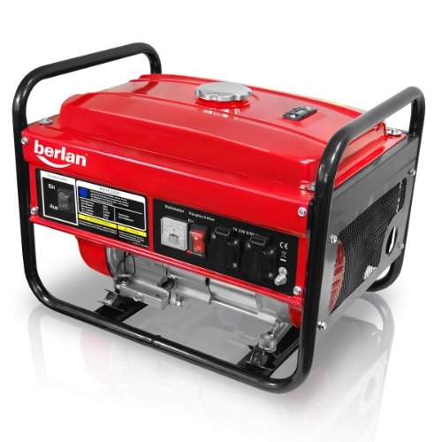 Benzin Stromgenerator - 2800 Watt