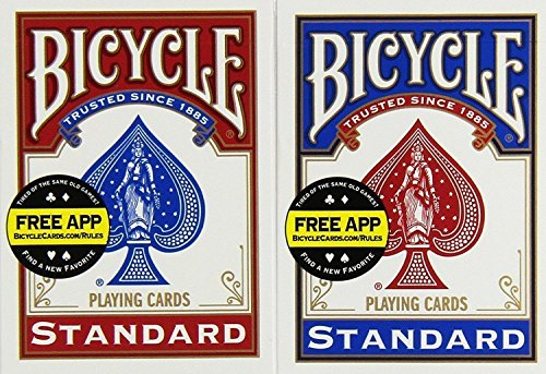 BICYCLE RIDER BACK 2 PACK