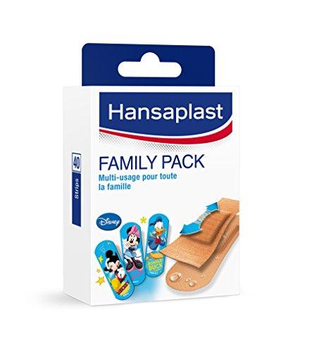 Hansaplast 40Pflaster Set - Familienpackung