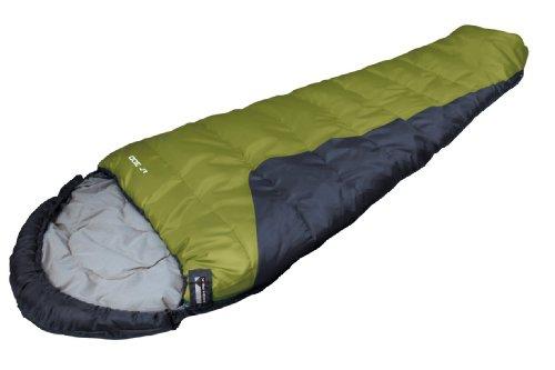 High Peak Schlafsack TR 300, dunkelgrau/olive