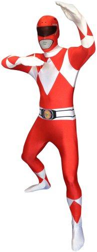 Morphsuit Kostüm Power Rangers in diversen Farben