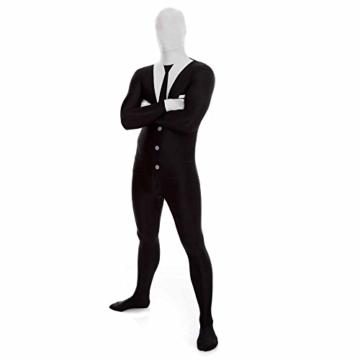 Morphsuit Kostüm Slenderman