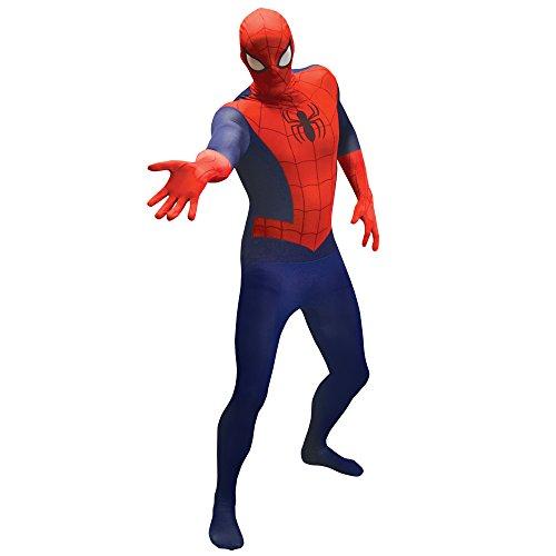 Morphsuit Kostüm Offizieller Spiderman