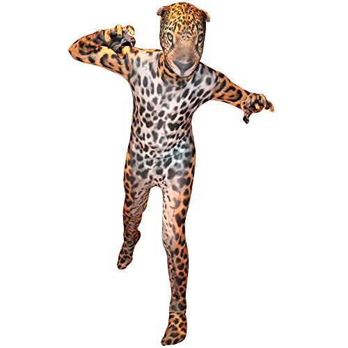 Morphsuit Kostüm Jaguar