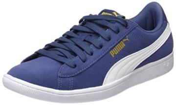 Puma Damen Vikky Sneaker, blau
