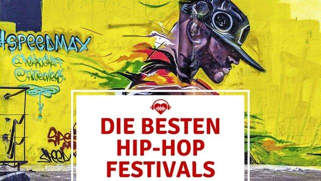 Die besten Hip-Hop Festivals Deutschlands