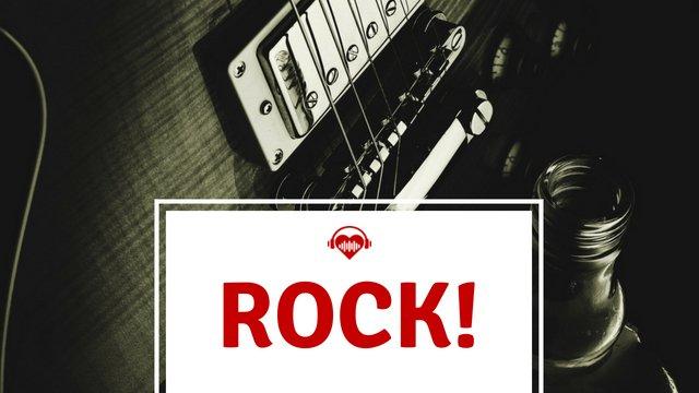 Festivals Rock Gitarre