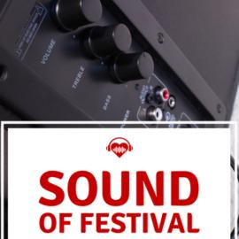 Festivals - Lautsprecher und Boxen für euren Festivalsound