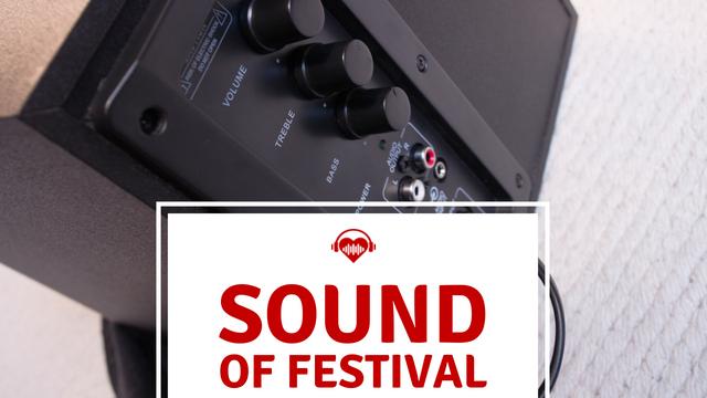Festival Sound Anlage Boxen