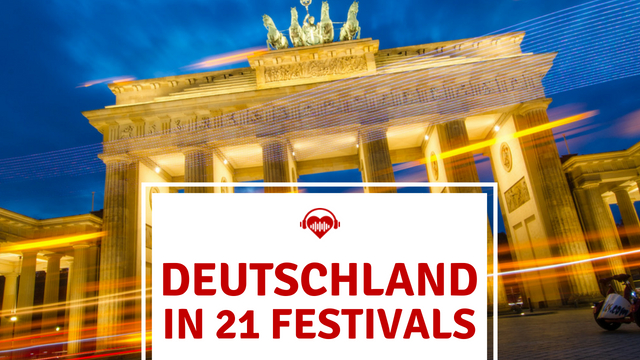 Festivals Deutschland Brandenburger Tor