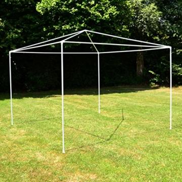 Der perfekte Pavillon für ein Festival