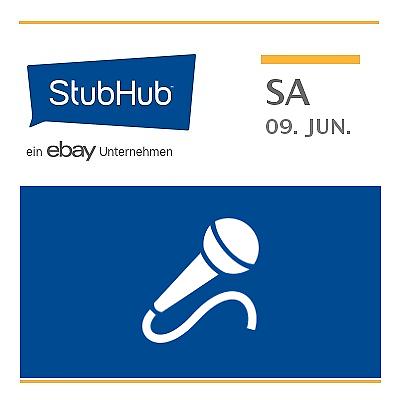 Rockavaria 2018 - Iron Maiden Tickets - München - Festival