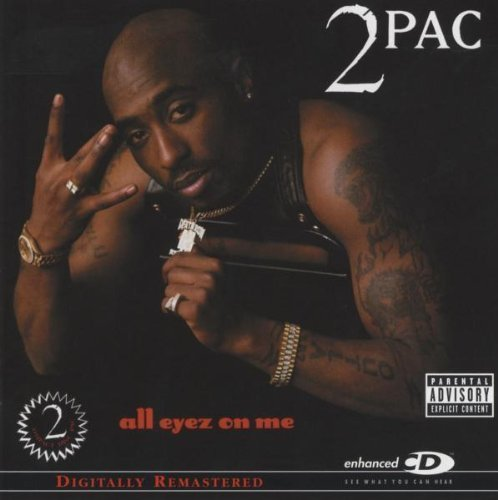 All Eyez On Me (Explicit Version) by 2Pac (2010) Audio CD