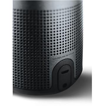 Bose SoundLink Revolve Bluetooth Lautsprecher Schwarz - 3