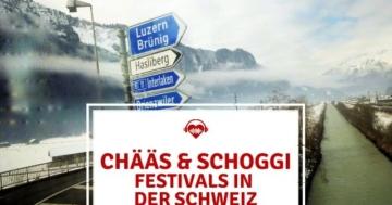 Die besten Festivals der Schweiz