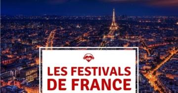 Les Festivals de France